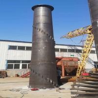 自立碳钢烟囱