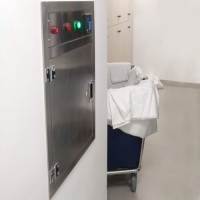 电控污衣槽