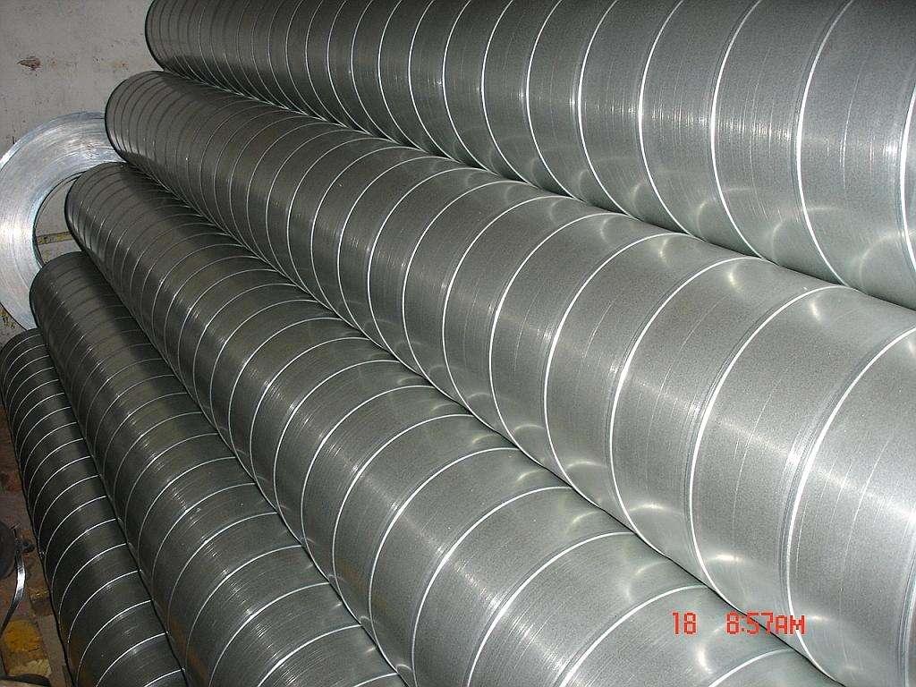 不锈钢伸缩风管