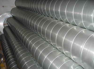 不锈钢螺旋风管焊接工艺