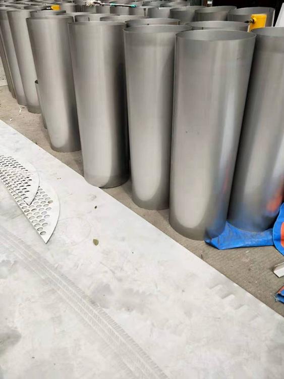 不锈钢矩形焊接风管的特点