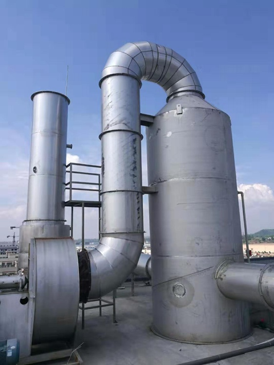 不锈钢风管、配件和部件制作时有保护措施